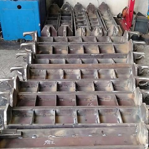 Flight Bar Parts of the Transfer Tool of Coal